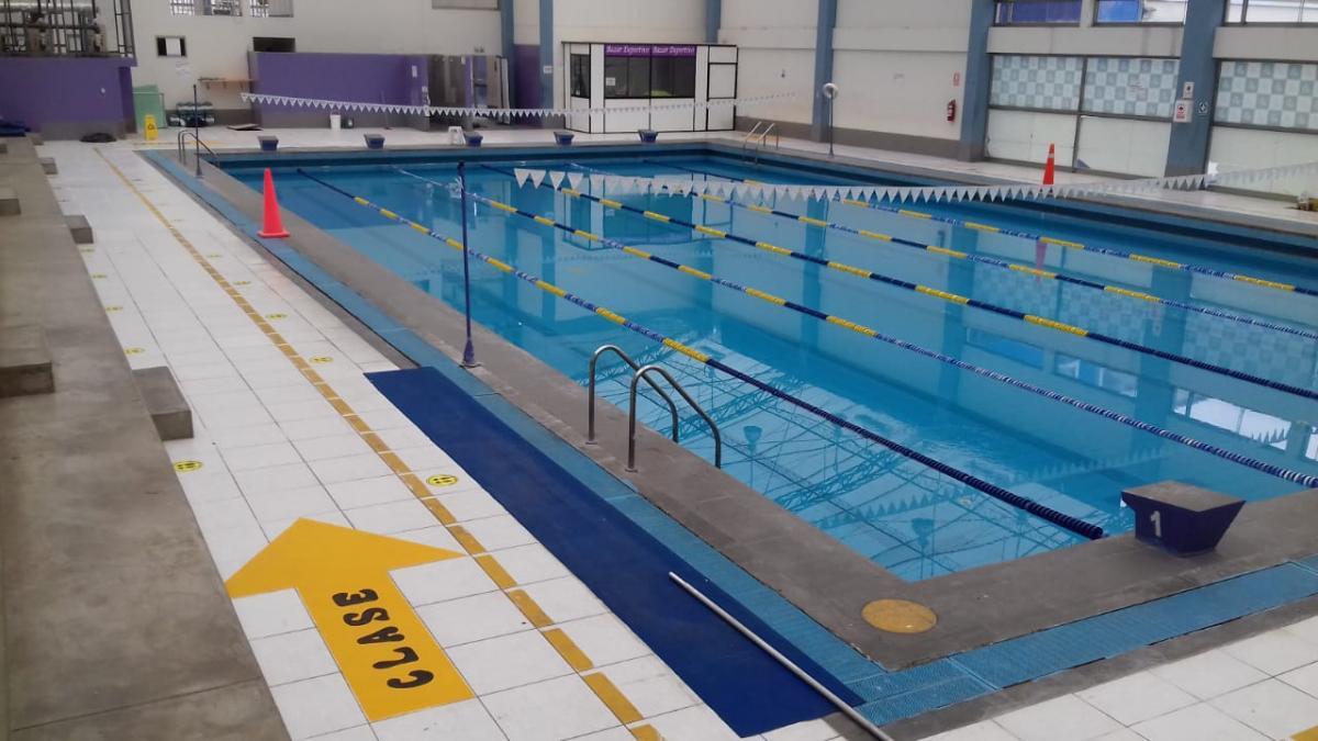 Academias de natación aseguran que están listas para la reapertura