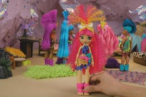 Mattel viaja en el tiempo y trae Cave Club, su nueva línea de muñecas
