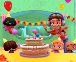 Discovery Kids Plus celebró cumpleaños de 190 mil niños y niñas en América Latina