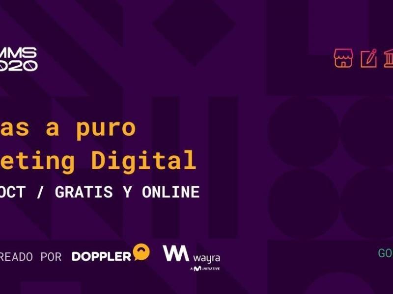 Llega el EMMS, el evento de Marketing Digital organizado por Doppler