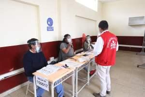 JNE registró 25 incidencias menores en elecciones internas de partidos políticos