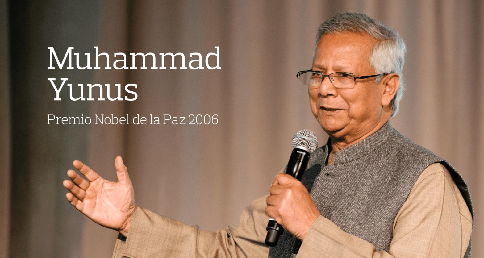 Premio Nobel de la Paz conversará con estudiantes peruanos