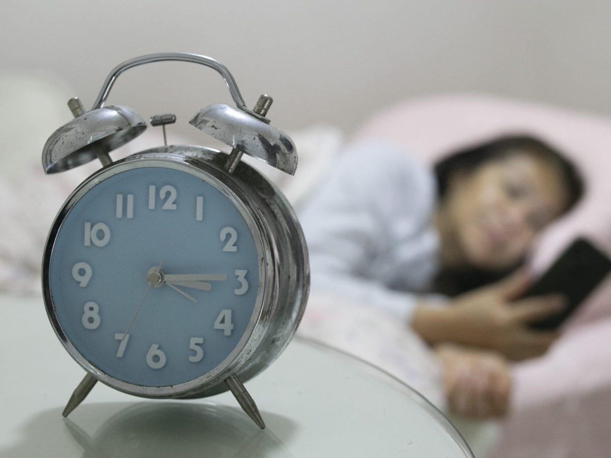 Dormir entre 7 y 8 horas es la mejor forma de cuidar tu salud