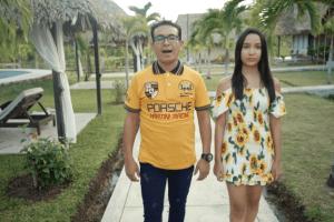 Esaud Suárez estrena videoclip y canta con su hija adolescente Esayka Suárez