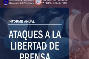 ANP: Perú registró 239 ataques a periodistas el 2020, la cifra más alta del siglo