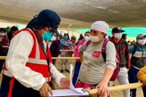 Sunafil fiscaliza a empresas en Chincha, Pisco, Ica y Nazca