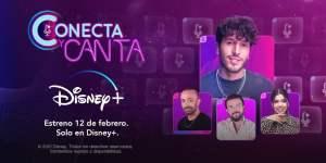Disney+ Conecta y Canta