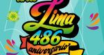 486 Aniversario de Lima