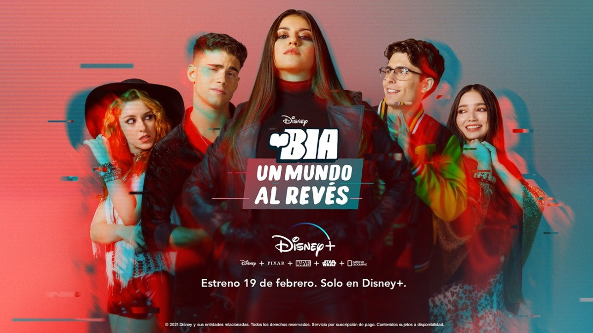Disney+ estrena en exclusiva Bia