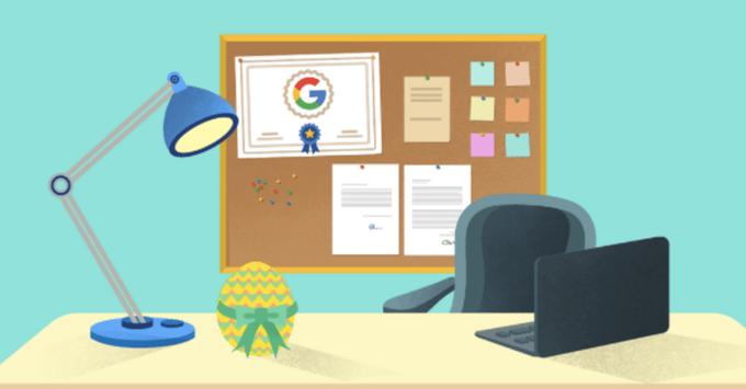 Google presenta cursos gratis
