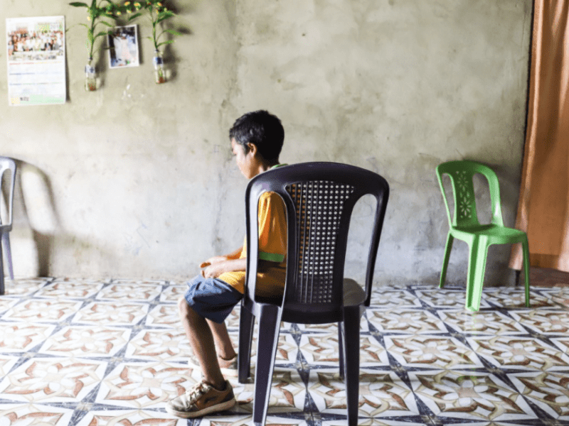 Las cifras de la violencia contra los niños y niñas en el Perú