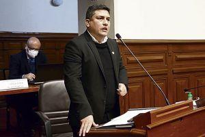 Congresista de APP Moisés González Cruz es condenado a prisión suspendida