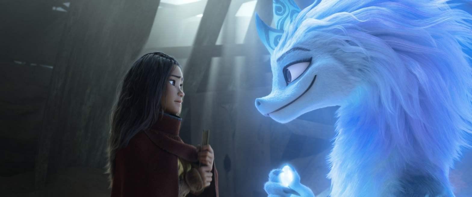 'Raya y el último dragón': nuevo tráiler revela estreno simultáneo del film en cines y Disney+