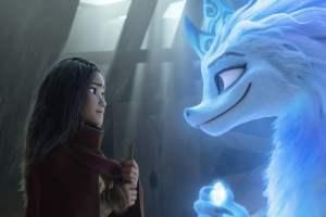 Disney anuncia estreno simultáneo del film «Raya y el último dragón» en salas de cine y en Disney+