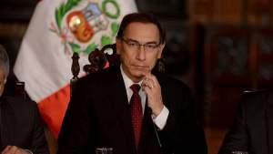 Vacunagate: Proponen inhabilitar 10 años de la función pública al expresidente Vizcarra