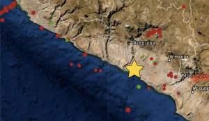 Temblor en Arequipa: Sismo de magnitud 4.6 se registró hoy 31 de marzo en Quilca, Camaná