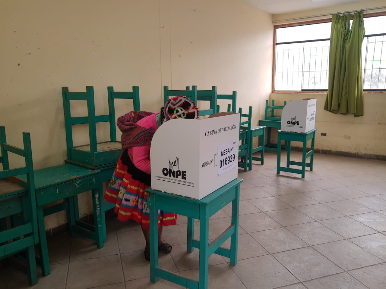 Elecciones 2021 de Lima a Urubamba