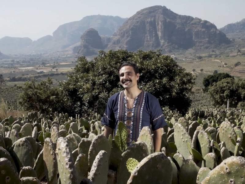 Productos de mi tierra. México