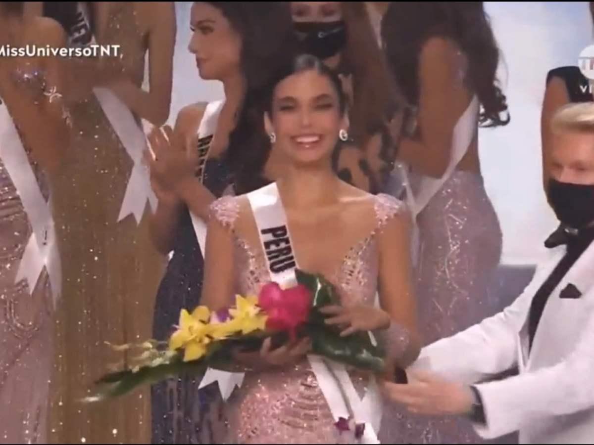 Miss Perú Janick Maceta quedó como segunda finalista del Miss Universo 2021