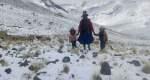 Indeci recomienda medidas preventivas ante nevadas en sierra centro y sur del Perú