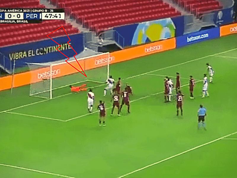 Perú derrota a Venezuela por la Copa América