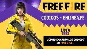 Nuevos códigos Free Fire gratis hoy 31 de julio con sus recompensas