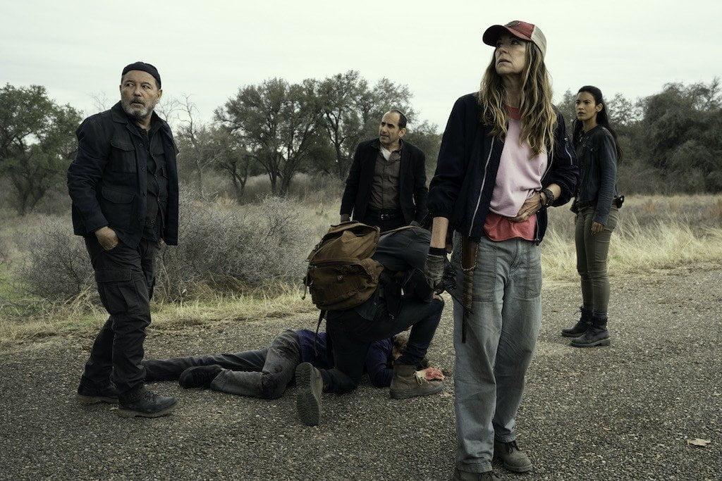 Sexta temporada de 'Fear The Walking Dead'