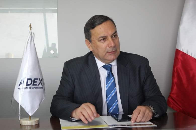 Erik Fischer Llanos, presidente de ADEX
