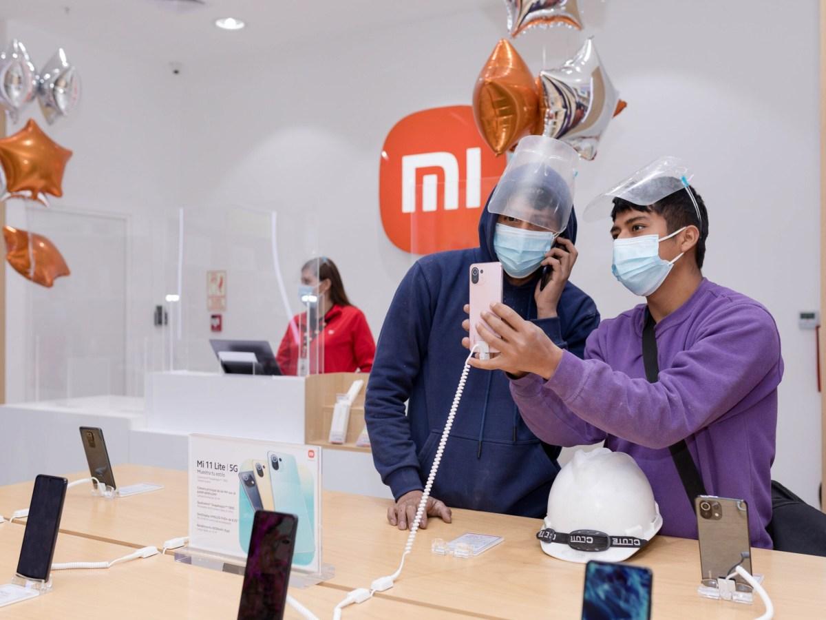 Xiaomi abre tienda en el Cusco