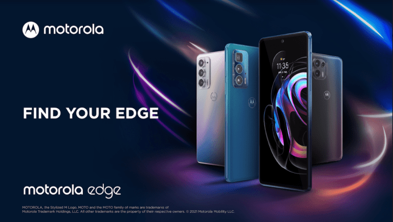 Nuevos Motorola edge 20 pro, Motorola edge 20 y Motorola edge 20 lite, presentados por Motorola