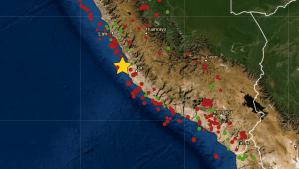 Sismo en Ica: Temblor de magnitud 4.0 se registró hoy 27 de julio en Pisco