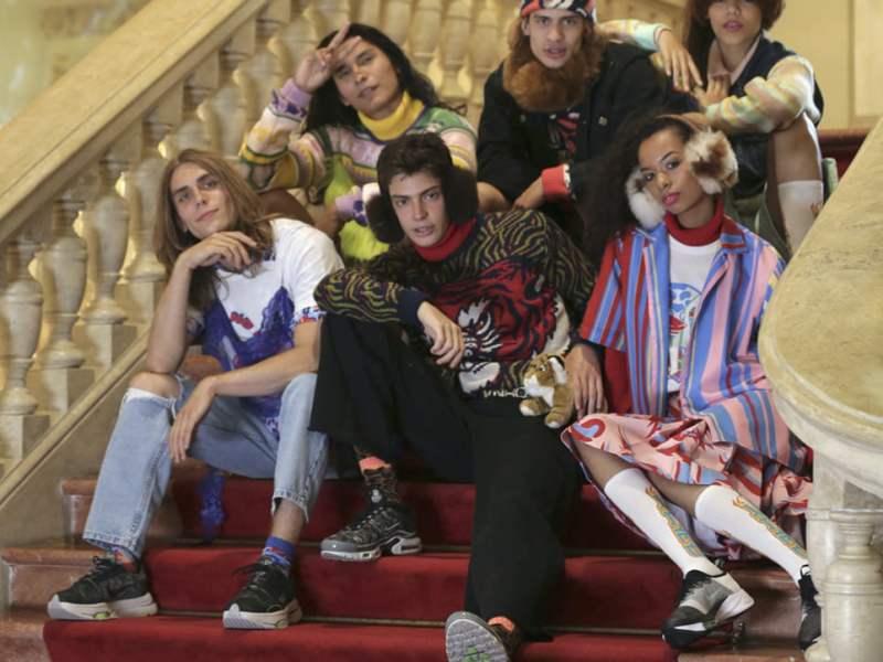 El diseñador peruano Edward Venero presenta el 22 de julio en MTV su colección de 40 prendas sin género