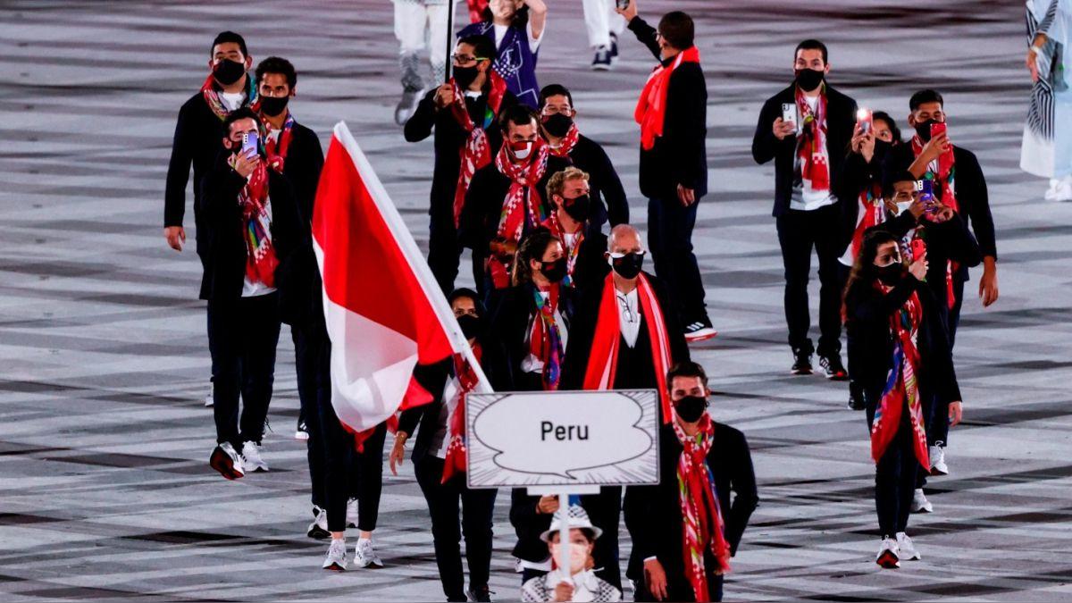 Atletas peruanos en Tokio 2020