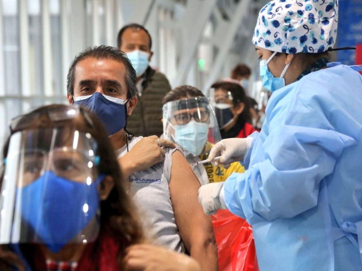 Vacunatón en Lima y Callao