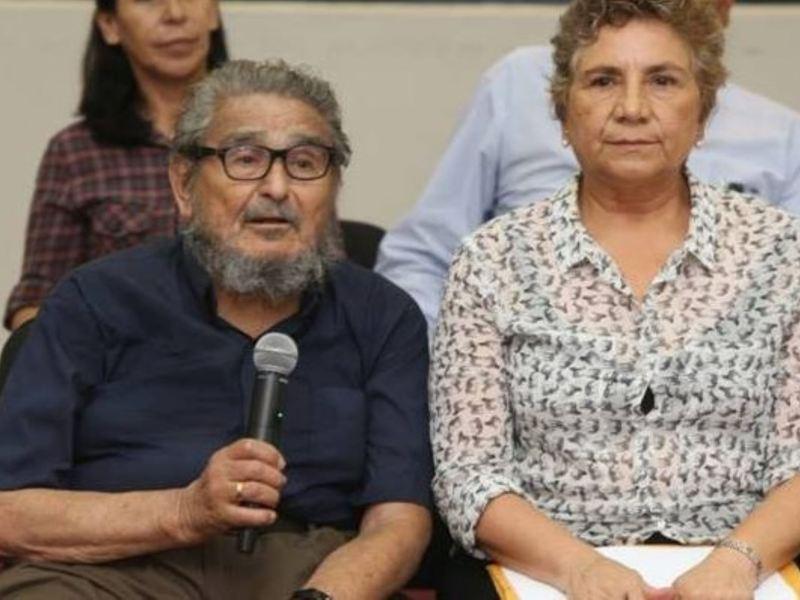 Abimael Guzmán y Elena Iparraguirre
