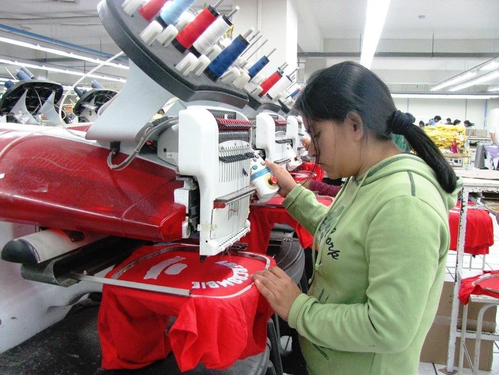 Confecciones peruanas