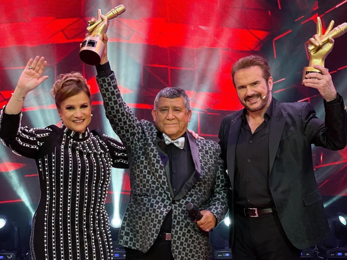 Mito Plaza ganó La Voz Senior