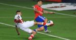 Goles del Perú vs Chile