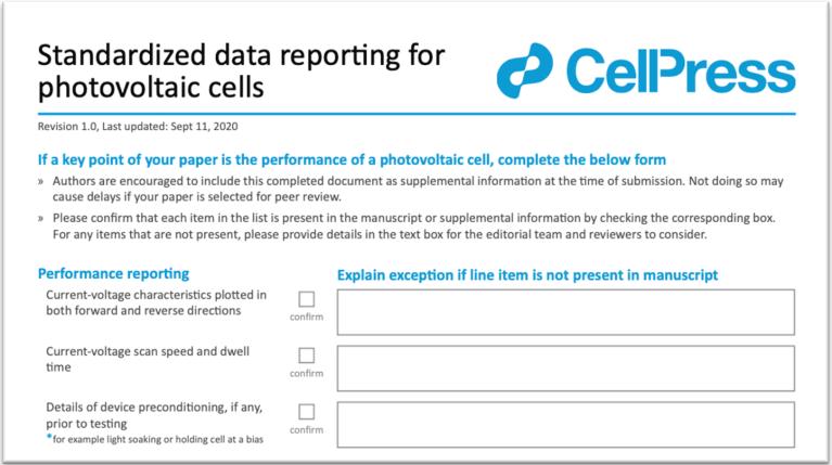 PV Checklist Organic Solar Cell 單結電池JV與EQE精準比對