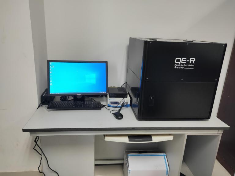 Quantum Efficiency 量子效率 PV Solar Cell 太陽能電池 QE-R