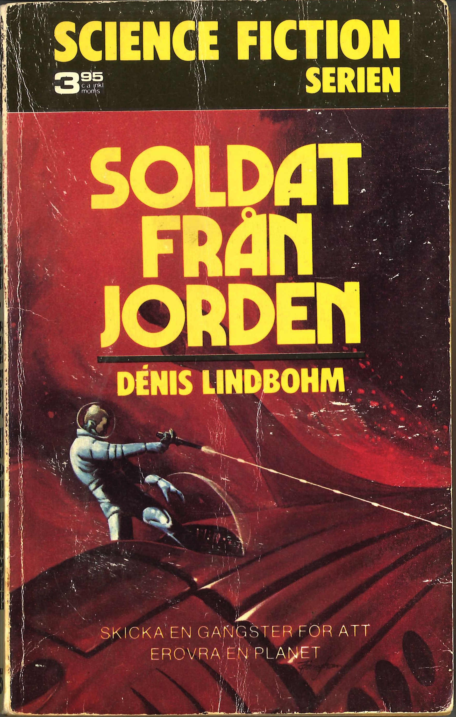 Science Fiction Serien 19731975 Lindfors Frlag