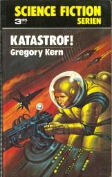 Gregory Kern, Katastrof! [Seetee Alert] (1974 - Lindfors Förlag, Science Fiction Serien [11]), cover by Jack Gaughan.
