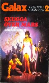 Leigh Brackett, Skugga över Mars [Shadow Over Mars] (1985)