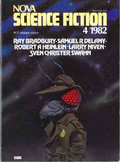 Nova Science Fiction 1982-4
