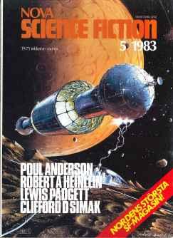 Nova Science Fiction 1983-5