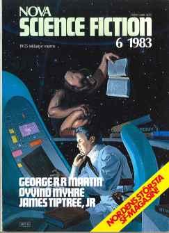 Nova Science Fiction 1983-6