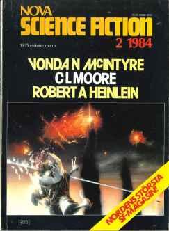 Nova Science Fiction 1984-2