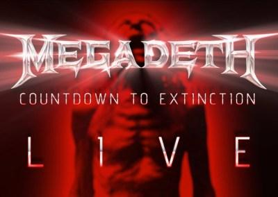Megadeth – Countdown to Extinction Live