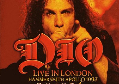Dio Live in London, Hammersmith Apollo 1993
