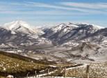 Cordilleras de Lolén y Lonquimay